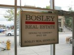 Bosley sign