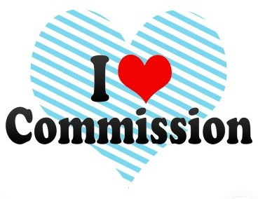 how to make commission sales