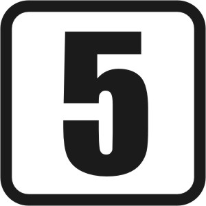 friday five for may 10
