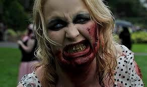 zombie blog