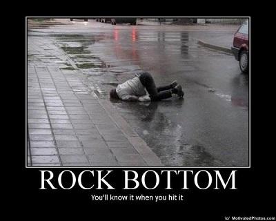 the rock bottom blog post