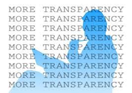 transparency blog