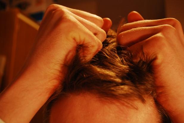 hair-pull